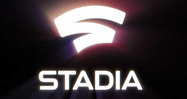 Stadia, le service de streaming de jeu vidéo de Google