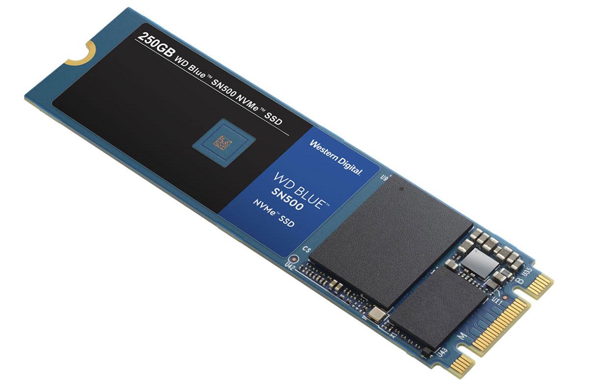 Le WD Blue SN500