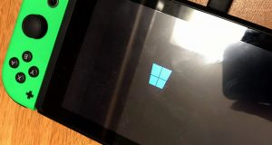 Windows 10 et la Nintendo Switch