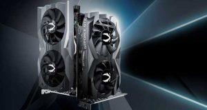ZOTAC GAMING GeForce GTX 1660 AMP 6GB GDDR5 et GeForce GTX 1660 6GB GDDR5
