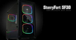 Boitier StarryFort SF30 d'Enermax