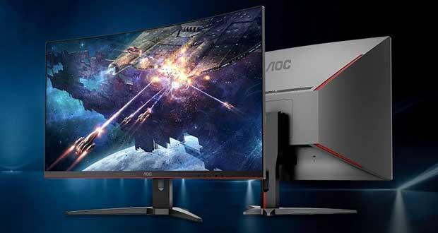 Moniteur gaming AOC CQ32G1