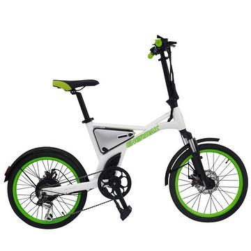 Vélo électrique CX-Hybrid 200 d'Enermax