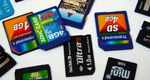 Cartes mémoires SD et Micro-SD