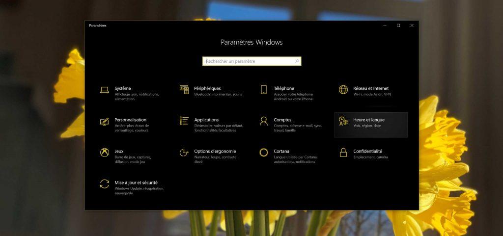 Windows 10, comment définir le navigateur Web par défaut ?