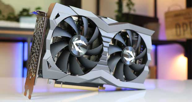GeForce GTX 1660 AMP de Zotac
