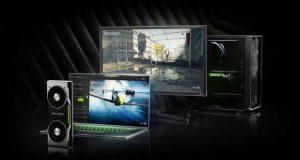 GeForce RTX de Nvidia