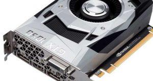 Carte graphique GeForce GTX 1650 de Nvidia