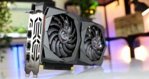 GeForce GTX 1650 Gaming X 4G de MSI