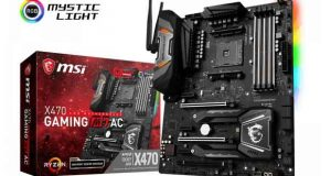 Carte mère MSI X470 Gaming M7 AC
