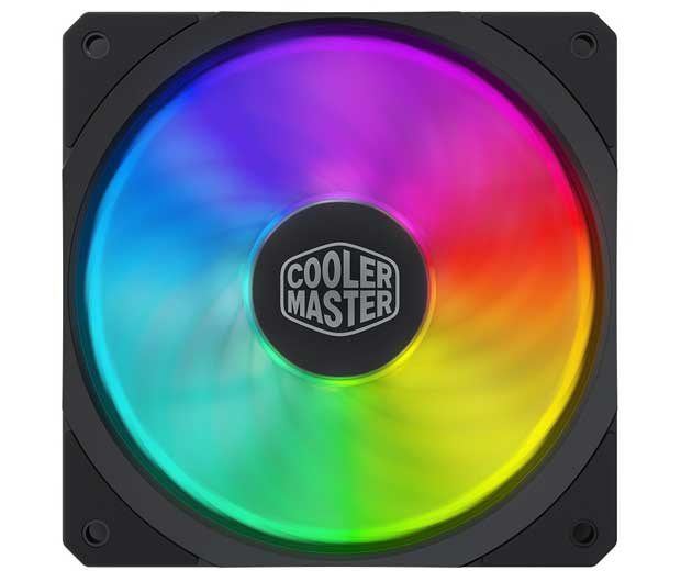 MasterFan SF120R ARGB de Cooler Master