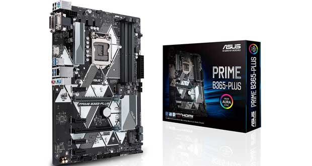 Carte mère Asus Prime B365-Plus