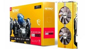 Radeon RX 590 Nitro+ Gold Edition