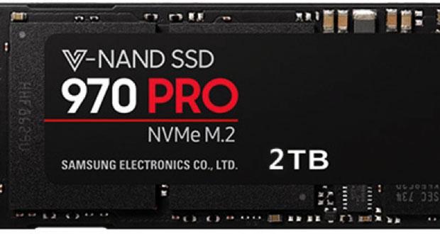 SSD Samsung 970 Pro 2 TB