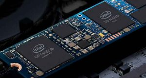 SSD Optane Memory H10 d'Intel