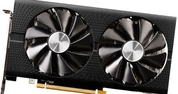 Sapphire PULSE Radeon RX 570 8GD5 Optimized