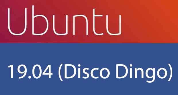 Distribution Linux Ubuntu 19.04 (Disco Dingo) de Canonical