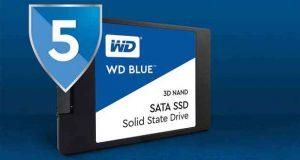 SSD WD Blue 3D 4TB