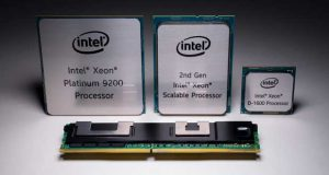 Processeur Intel Xeon Platinum 9200 series