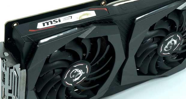 MSI GTX 1650 Gaming X