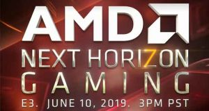 AMD - Conférence Next Horizon Gaming à l'E3 2019