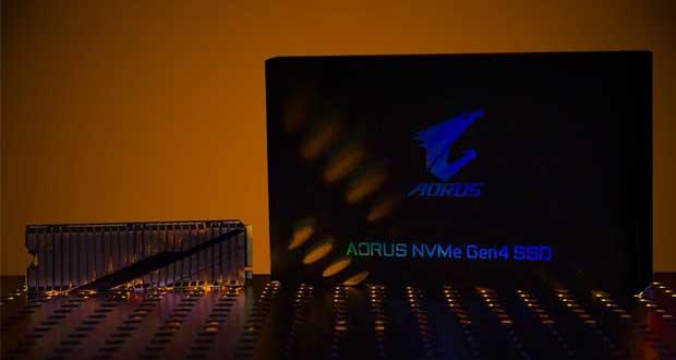 AORUS NVMe Gen4 SSD 2TB