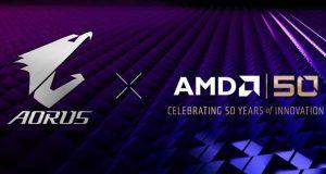 Gigabyte - AMD 50 - Carte mère X470 AORUS GAMING 7 WIFI-50 de Gigabyte