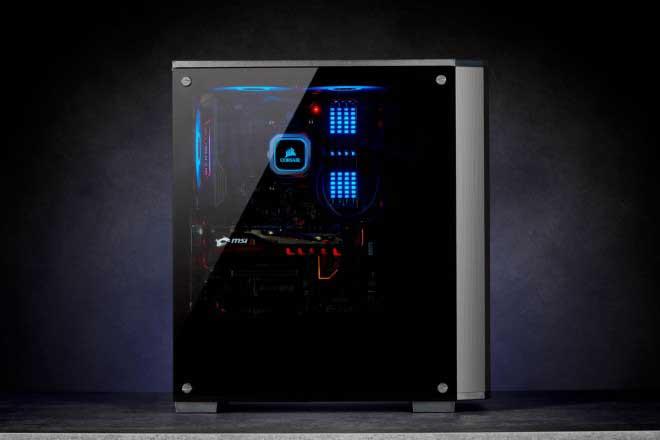 Carbide 175R RGB de Corsair