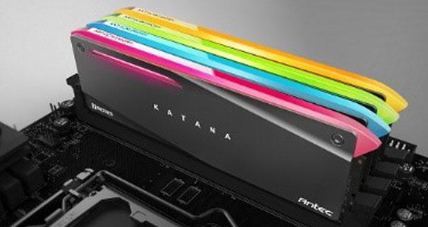 Mémoire DDR4 Katana d'Antec