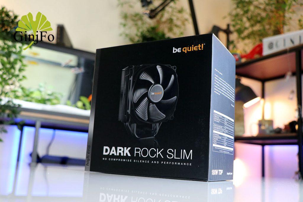 Ventirad Dark Rock Slim de Be Quiet