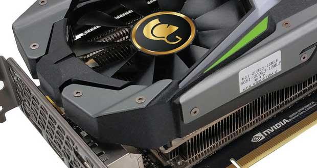 GeForce RTX 2080 Ti Gallardo