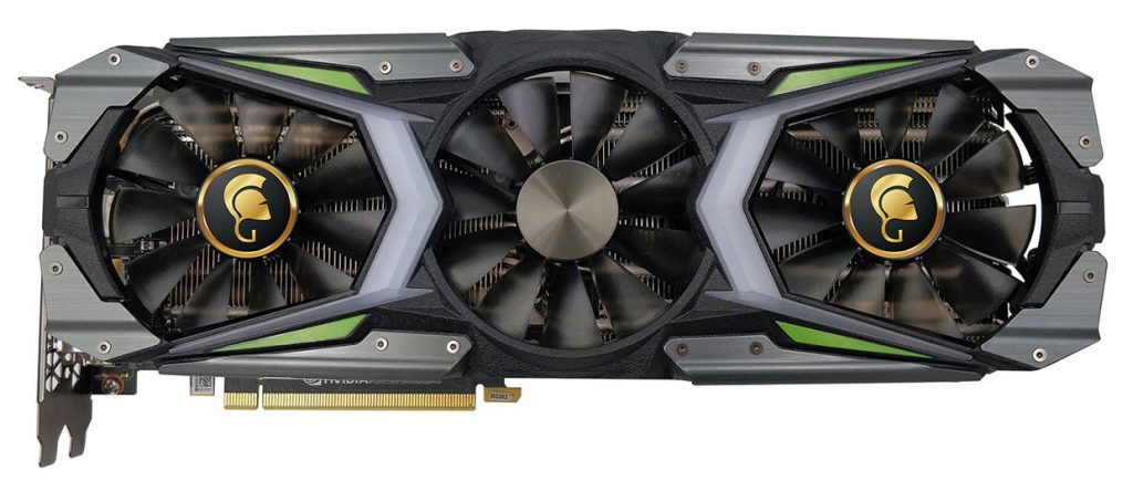 GeForce RTX 2080 Ti Gallardo