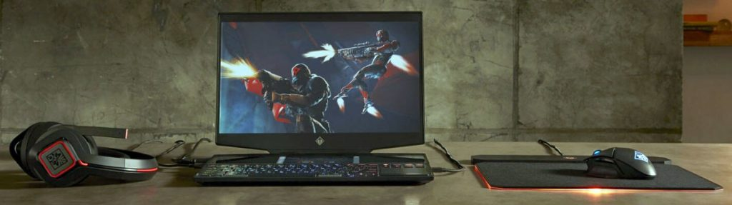 Ordinateur portable HP Omen x 2S 15