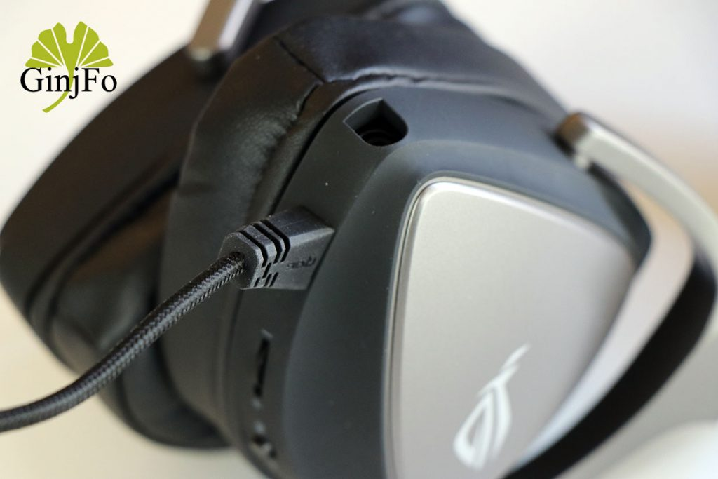 Micro-casque gaming ROG Delta Core