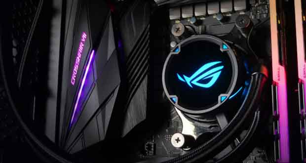Watercooling AIO ROG Strix LC 120