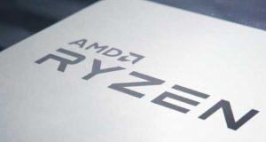 Processeur AMD Ryzen