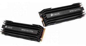 SSD PCIe 4.0 Force MP600 de Corsair