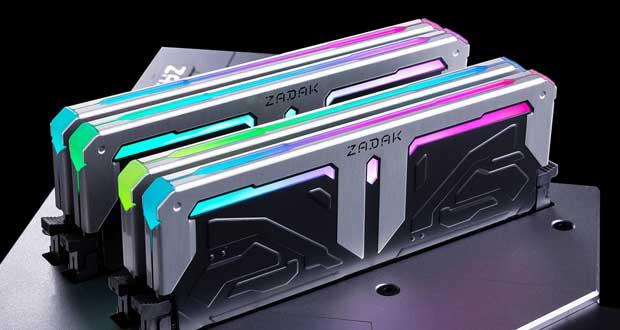 DDR4 Spark RGB de Zadak