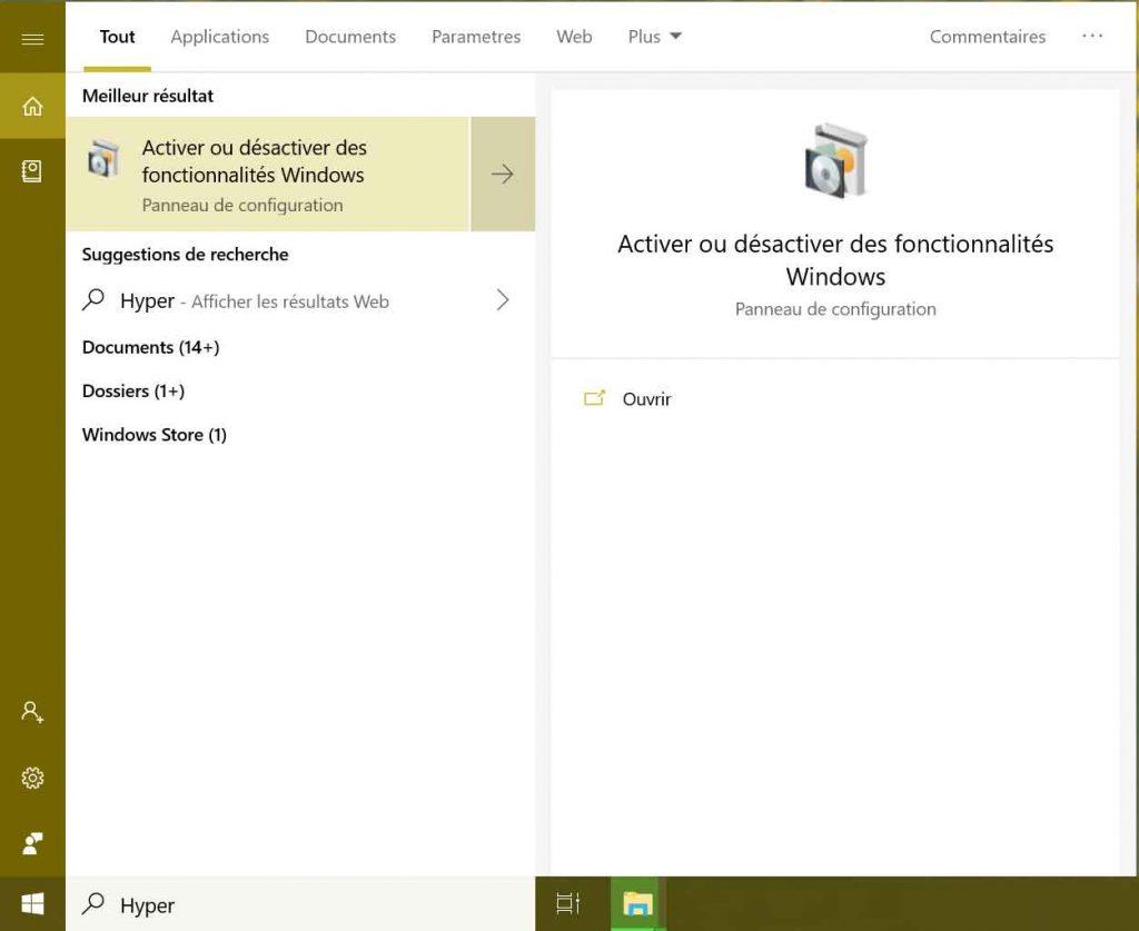 Windows 10, comment créer un ordinateur virtuel Ubuntu avec Hyper-V ?