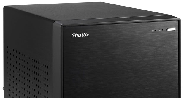 Mini-PC barebone XPC Cube SH370R8