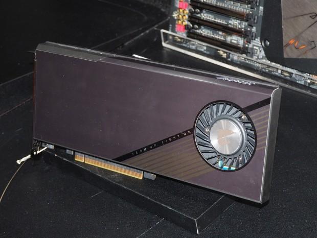 SSD Aorus AIC Gen4 de Gigabyte