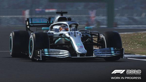 F1 2019 de Codemasters