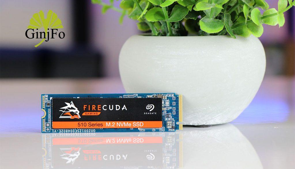 SSD FireCuda 510 1 To de Seagate