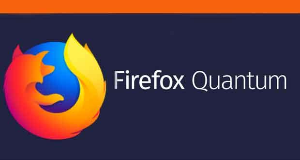 Navigateur Mozilla Firefox Quantum