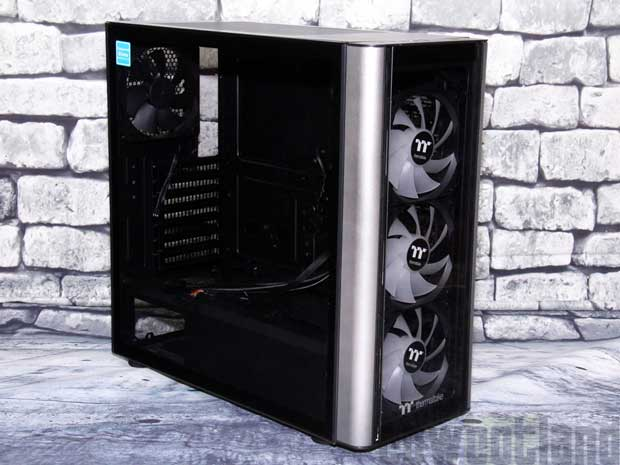 Boitier gaming Level 20 MT de Thermaltake