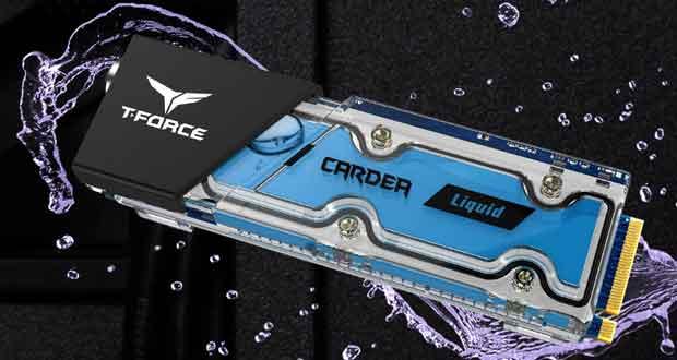 SSD M.2 Cardea Liquid de TeamGroup