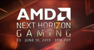 Conférence Next Horizon Gaming E3 2019 d'AMD