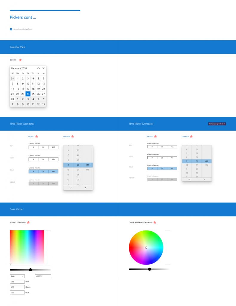 Windows 10 - Interface