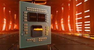 Processeur Ryzen 3000 series d'AMD
