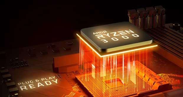 Processeur AMD Ryzen 3000 series
